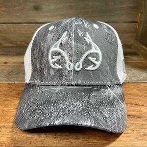 🆕 Realtree Fishing Pro Series Snapback Hat Cap